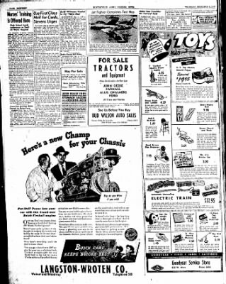The Courier News from Blytheville, Arkansas on December 4, 1947 · Page 18