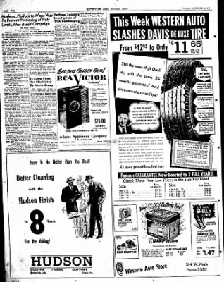 The Courier News from Blytheville, Arkansas on December 5, 1947 · Page 2