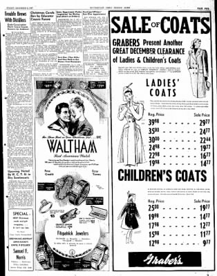 The Courier News from Blytheville, Arkansas on December 5, 1947 · Page 5