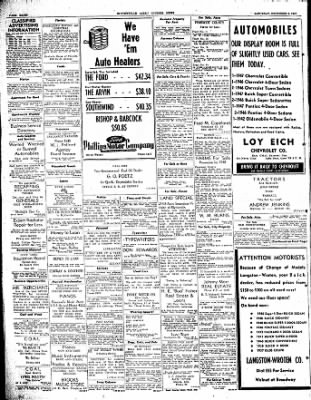 The Courier News from Blytheville, Arkansas on December 6, 1947 · Page 8