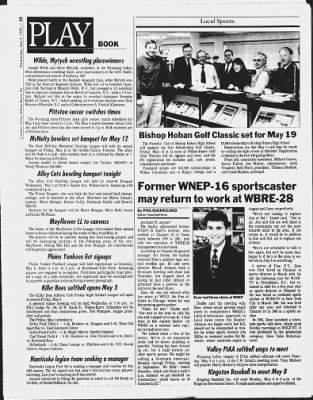 Citizens' Voice from Wilkes-Barre, Pennsylvania on May 3, 1995 · 58