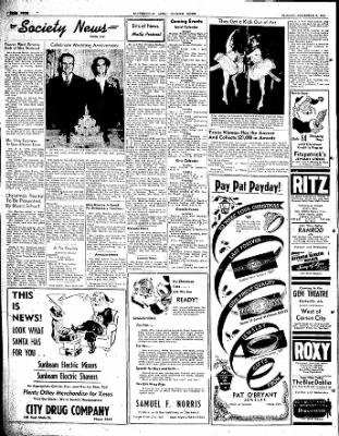 The Courier News from Blytheville, Arkansas on December 8, 1947 · Page 4