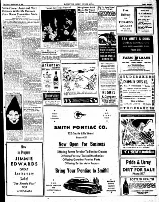 The Courier News from Blytheville, Arkansas on December 8, 1947 · Page 7