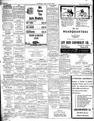 The Courier News from Blytheville, Arkansas on December 8, 1947 · Page 10