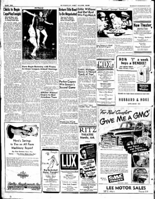 The Courier News from Blytheville, Arkansas on December 9, 1947 · Page 10