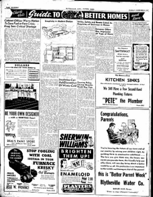 The Courier News from Blytheville, Arkansas on December 9, 1947 · Page 14