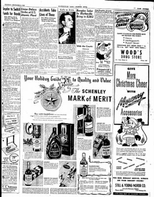 The Courier News from Blytheville, Arkansas on December 9, 1947 · Page 15