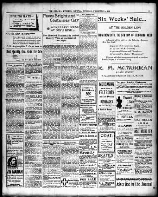 The Ottawa Journal from Ottawa, Ontario, Canada on February 1, 1898 · Page 5