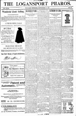 Logansport Pharos-Tribune from Logansport, Indiana on November 30, 1897 · Page 17