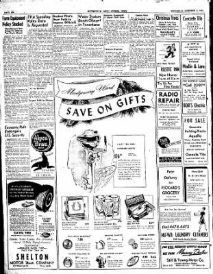 The Courier News from Blytheville, Arkansas on December 10, 1947 · Page 6