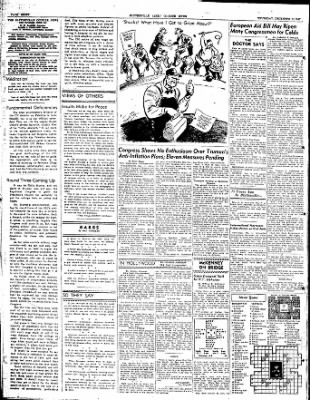 The Courier News from Blytheville, Arkansas on December 11, 1947 · Page 8