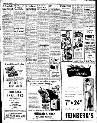 The Courier News from Blytheville, Arkansas on December 11, 1947 · Page 20