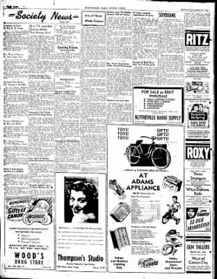 The Courier News from Blytheville, Arkansas on December 12, 1947 · Page 4