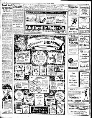 The Courier News from Blytheville, Arkansas on December 12, 1947 · Page 6