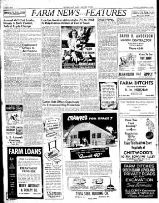The Courier News from Blytheville, Arkansas on December 12, 1947 · Page 10