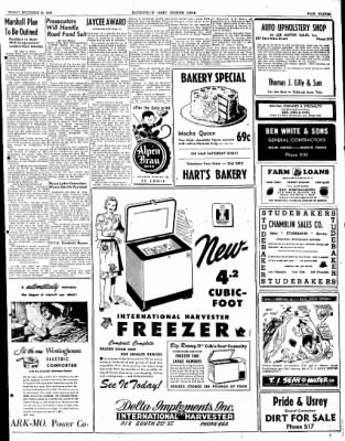The Courier News from Blytheville, Arkansas on December 12, 1947 · Page 11