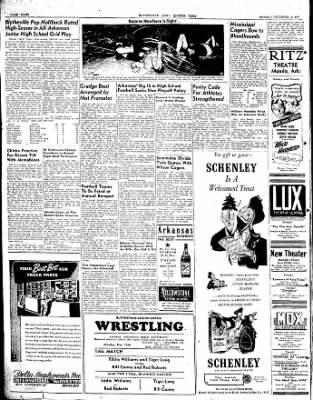The Courier News from Blytheville, Arkansas on December 15, 1947 · Page 8