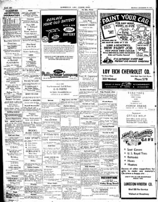 The Courier News from Blytheville, Arkansas on December 15, 1947 · Page 10