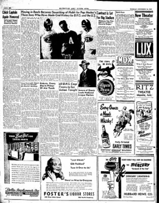 The Courier News from Blytheville, Arkansas on December 16, 1947 · Page 6