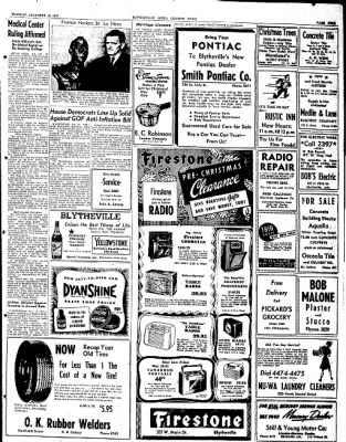 The Courier News from Blytheville, Arkansas on December 16, 1947 · Page 9