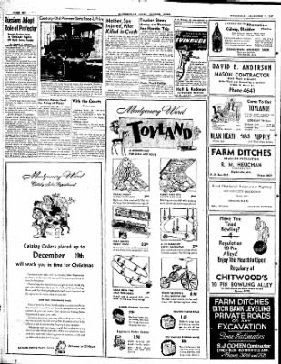 The Courier News from Blytheville, Arkansas on December 17, 1947 · Page 6