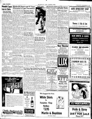 The Courier News from Blytheville, Arkansas on December 17, 1947 · Page 14