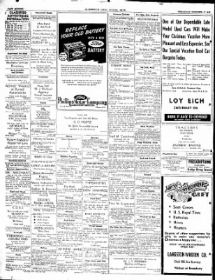 The Courier News from Blytheville, Arkansas on December 17, 1947 · Page 16