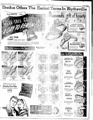 The Courier News from Blytheville, Arkansas on December 18, 1947 · Page 3