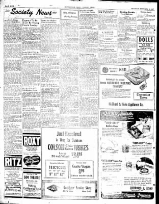 The Courier News from Blytheville, Arkansas on December 18, 1947 · Page 4