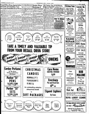 The Courier News from Blytheville, Arkansas on December 18, 1947 · Page 11