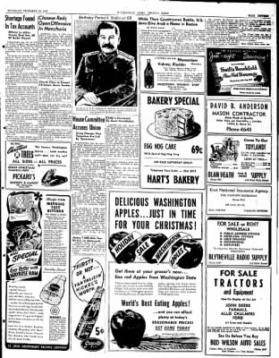 The Courier News from Blytheville, Arkansas on December 18, 1947 · Page 15