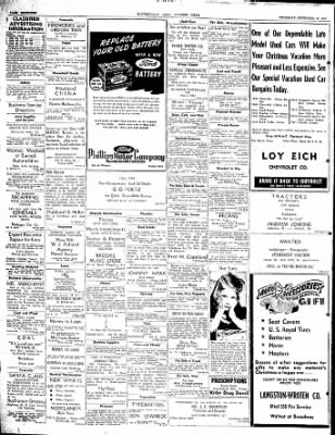 The Courier News from Blytheville, Arkansas on December 18, 1947 · Page 18
