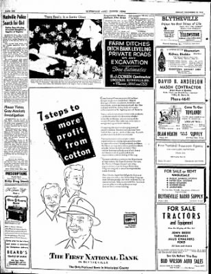 The Courier News from Blytheville, Arkansas on December 19, 1947 · Page 6