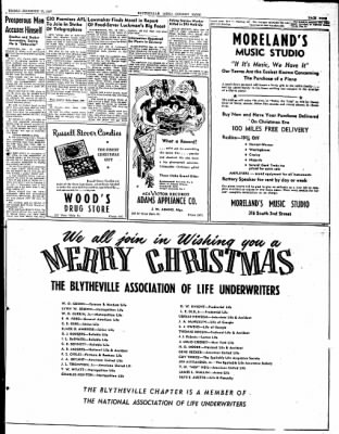 The Courier News from Blytheville, Arkansas on December 19, 1947 · Page 9