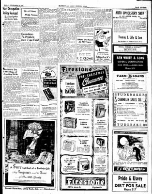 The Courier News from Blytheville, Arkansas on December 19, 1947 · Page 15