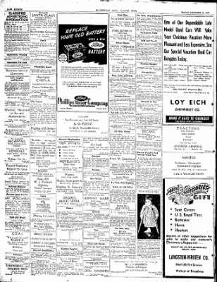 The Courier News from Blytheville, Arkansas on December 19, 1947 · Page 16