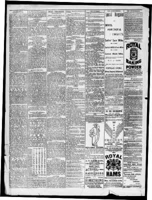 Harrisburg Telegraph from Harrisburg, Pennsylvania on June 30, 1882 · Page 4