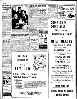 The Courier News from Blytheville, Arkansas on December 20, 1947 · Page 6