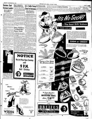 The Courier News from Blytheville, Arkansas on December 22, 1947 · Page 3