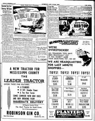 The Courier News from Blytheville, Arkansas on December 22, 1947 · Page 11