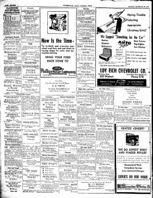 The Courier News from Blytheville, Arkansas on December 22, 1947 · Page 16