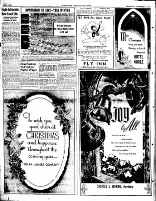 The Courier News from Blytheville, Arkansas on December 24, 1947 · Page 2