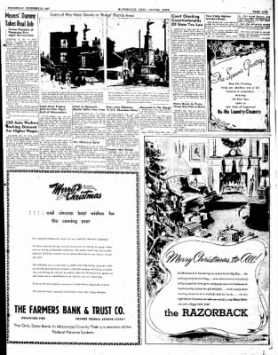 The Courier News from Blytheville, Arkansas on December 24, 1947 · Page 5