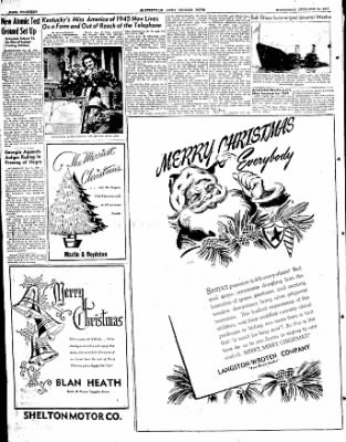The Courier News from Blytheville, Arkansas on December 24, 1947 · Page 14