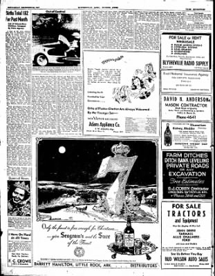 The Courier News from Blytheville, Arkansas on December 24, 1947 · Page 20