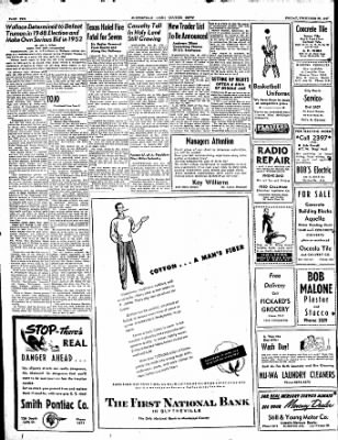 The Courier News from Blytheville, Arkansas on December 26, 1947 · Page 10