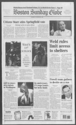 The Boston Globe from Boston, Massachusetts on October 22, 1995 · 1