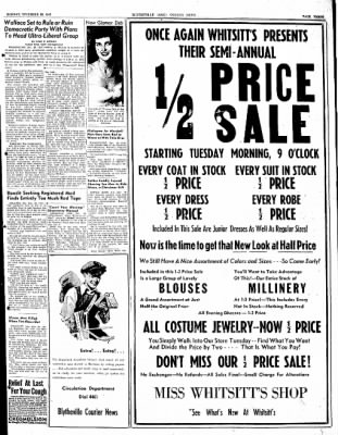 The Courier News from Blytheville, Arkansas on December 29, 1947 · Page 3