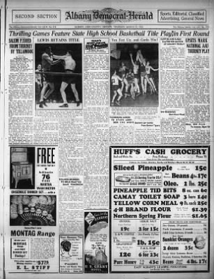 Albany Democrat-Herald from Albany, Oregon on March 19, 1936 · 9