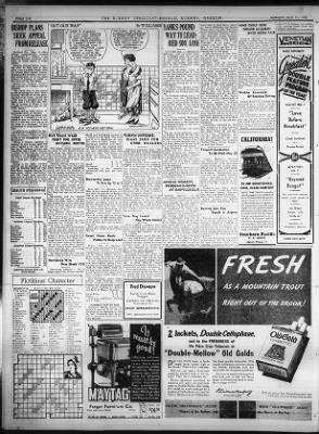 Albany Democrat-Herald from Albany, Oregon on May 11, 1936 · 6